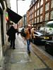 Walking and talking (IanAWood) Tags: soho thewestend cityofwestminster london streetphotography candid londonlife urbanlife peoplewatching humansoflondon androidphotographer cameraphonephotography mobilesnaps capturedonp9 huaweip9 editedinsnapseed seenonmytravels notwalkingwithmynikon