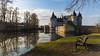 Oui, oui, Sully (philp.moreau) Tags: sully château soir hiver