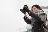 Calvin Klein Girl (Bert CR) Tags: cold freezing icy niagara niagarafalls selfie plume niagarafallsplume extremecold winter