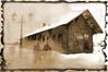 """Gare abandonnée ... ( P-A) Tags: garedetrain angersmasson souvenir trésor abandonnée poidsdesannées nostalgie triste bois ancienne photos simpa© """"nikonflickraward"""""""