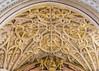 Cordoba (Hans van der Boom) Tags: vacation holiday spain andalucia cordoba mezquite ceiling intraicate woodwork wood es