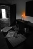 The spark of creativity (WISEBUYS21) Tags: old church beamish county durham candle candlelight low light writing desk black white door doorway scribe pen quill glow radiating wisebuys21