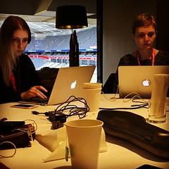 FC Bayern Hackdays 2018 (IngVersteher) Tags: siemens audi telekom dhl adidas fcbayern sap hackathon startup innovation