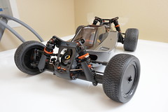 20180126_HBRacingD413_003 (khyzersoze) Tags: hot bodies hb racing 110 rc 4x4 4wd buggy offroad d413 exotek proline typer