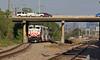Zigging Zagging (GLC 392) Tags: 122 zig zag zigging zagging bridge trinity railway express commuter passenger train f59ph trwx dallas tx texas railroad evening rush