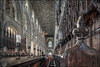 Peterborough Cathedral 2018 - 15 (Darwinsgift) Tags: peterborough cathedral nikkor 19mm f4 pc e nikon d850 interior hdr