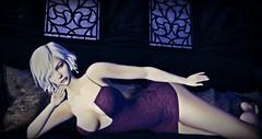 :XT:: - Marla Dress (Pedrito Collazo) Tags: xt marladress secondlifefashion sensual sexy sexydress shortdress xtravagance