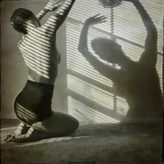 │The Art of Reflection series│ (RapidHeartMovement) Tags: self selfportrait squareformat sensuality mirrored monochrome reflected nude rapidheartmovement