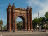 Arco de Triunfo de Barcelona (Kalmár_Zsuzsanna) Tags: arcodetriumfo spain barcelona city olympuse620 architecture catalunya building olympus
