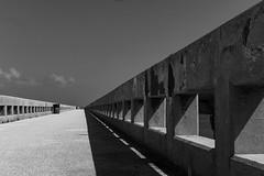 Seven Mile Bridge, Florida Keys (frank.gronau) Tags: meer bridge brücke florida keywest miami white black weis schwarz sony gronau frank