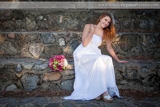 Aubrey as a Bride
