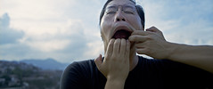 2018 (Shuji Moriwaki) Tags: pentax67 panorama portrait fuji 400h nagasaki japan cinematic