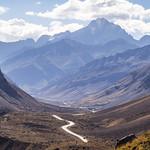 Penitentes y cerro Tolosa desde Punta de Vacas thumbnail