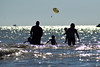 ...family enjoyment... (carbumba) Tags: silhouette shadow water glittery shine sparkle family people nikon