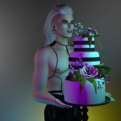 TEN (Winter Jefferson) Tags: secondlife winterjefferson maleavatar vampire birthday rezday