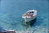 Scan-180106-0003 (Fred.Erik) Tags: kodak tetenal selfdeveloped colour negative canon p rangefinder film summer croatia sea boat fuji xtra 400 ocean