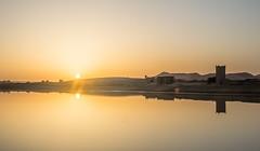Sahara Sunrise (daverodriguez) Tags: sahara dunes sand sunrise morocco kasbahleila oasis merzouga ergchebbi
