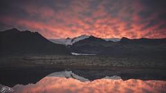 Hvannadalshnjúkur, Öræfajökull (►►M J Turner Photography ◄◄) Tags: hvannadalshnjúkur öræfajökull glacier volcano mountain iceland southiceland skaftafell sunrise hvannadalshnúkur