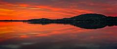 Sunrise on Dildo Run (Brett of Binnshire) Tags: dildorunprovincialpark sunrise calm water highdynamicrange weather clouds hdr lrhdr manipulations scenic lightroomhdr bay canada locationrecorded virginarm 2391 newfoundland
