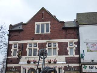 Horse and Jockey - Church Street, Bilston - Women's Work