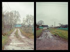 _Q9A3875 (In Explore) (gaujourfrancoise) Tags: belarus biélorussie gaujour kapustinavillage kapustina isba rural campagne brouillard fog mist
