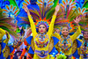 Coco Festival Colors (neilsinadjan) Tags: yellow sanpablocity laguna philippines cocofestival festivals religiousfestival fiesta color colorful queens