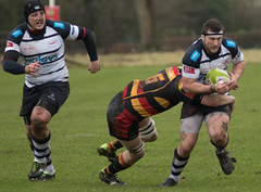 Kirkby Lonsdale 17 - 12 Preston Grasshoppers January 27, 2018 24377.jpg (Mick Craig) Tags: 4g kirkbylonsdale action hoppers prestongrasshoppers agp preston lightfootgreen union fulwood upthehoppers rugby lancashire rugger sports uk