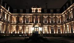 Préfecture - Colmar (hervétherry) Tags: france grandest alsace hautrhin colmar canon eos 7d efs 1022 prefecture batiment architecture nuit illumination