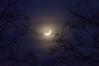 E-clipse (RubyT (I come here for cameradarie)) Tags: pentaxkp da50200wr moonset lunareclipse astrophotography pentax pentaxart dark night bluehour