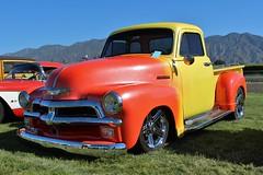 11th Annual Cal-Rods Car Show (USautos98) Tags: 1954 chevrolet chevy pickuptruck hotrod streetrod custom