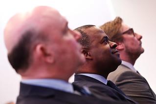 Kasim Reed, Former Mayor of Atlanta and his UK counterparts