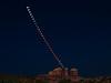 Sedona Eclipse (phil_mcgrew) Tags: sedona arizona cathedralrock eclipse moon lunar