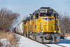 UP 9989 (dan mackey) Tags: superior wisconsin superiorwisconsin itasca up unionpacific up9989 emd gp402 westernpacific