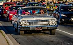 1962 Chevy Impala SS (kenmojr) Tags: 18105 1962 2017 antique atlanticnationals auto car carshow centennialpark chevrolet chevy classic cruise cruising d7000 drive driving impala kenmorris kenmo moncton motion mountain mountainrd mountainroad newbrunswick nikkor nikon road show ss vehicle vintage