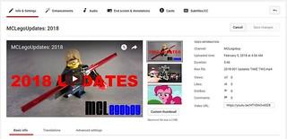 YouTube Self Promotion