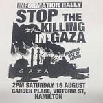Stop the killing in the Gaza thumbnail