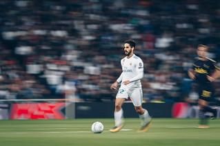 Real Madrid v Tottenham Hotspur
