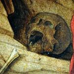 BELLINI Giovanni,1465-70 - Le Calvaire (Louvre) - Detail 59 thumbnail