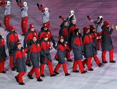 Ceremonia De Inauguracion PyeongChang 2018 04