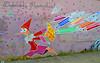 Difenditi, Pinocchio! (Colombaie) Tags: murales scuola trastevere pendici gianicolo ministerodellapubblicaistruzione pinocchio grillo parlante matite abecedario colori colore colorato bambini streetart