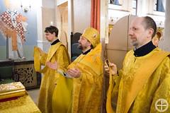 Богослужения в Неделю мясопустную (о Страшном Суде)