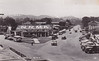 Grafton Street, Coffs Harbour, N.S.W. -  late 1940s (Aussie~mobs) Tags: vintage australia newsouthwales graftonstreet coffsharbour generalmotors dealer agency streetscape cars automobiles truck bus petrolbowser pacifichighway nrma vanguard 1940s