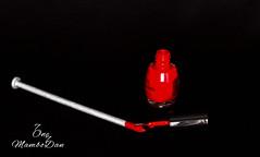 """Nail"" polish (Mambo'Dan) Tags: homonym wordassociation nail red redpolish colorsplash colorselect stillphotography artisticphotography creativephotography"