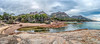 _D757694-Pano.jpg (David Hamments) Tags: honeymoonbay tasmania panorama freycinetnationalpark roadtrip eastcoast ngc flickrunitedaward
