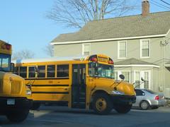 West Point Tours #386 (ThoseGuys119) Tags: westpointtoursinc schoolbus vailsgateny ic thomas built