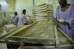 Workers inside a bakery Aswan souk (T Ξ Ξ J Ξ) Tags: egypt cairo fujifilm xt2 teeje fujinon1655mmf28 souk aswan pitta bread