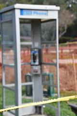 DSC_4433 (earthdog) Tags: 2018 needstags needstitle nikon d5600 nikond5600 18300mmf3563 phone payphone phonebooth losgatos losgatoscreektrail