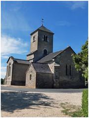 Église Saint-Germain à Culles-les-Roches (abac077) Tags: église saintgermain culleslesroches church roman france bourgogne saôneetloire 71 2017