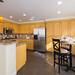 Kitchen open with breakfast _