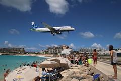 254/365/3541 (February 20, 2018) - Plane Watching at Maho Beach, Philipsburg, St. Maarten (SXM) - Tuesday February 20, 2018 (cseeman) Tags: celebritycruises celebrityequinox celebritycruisesequinox celebrityequinoxfebruary17242017 celebrityequinoxeasterncaribbeanfebruary17thsailing sethsbigfatbroadwaycruise sethsbigfatbroadwaycruisefebruary2018 sethsbigfatbroadwaycruisecelebrityequinox equinoxfeb172018 cruise cruiseship caribbeansea sea sethbwaycruise sethbwaycruisefeb2018 airport planewatching philipsburg stmaarten islands privateplanes commuterplanes beach water mahobeach maho jetblue a320 jetbluea320 landing crowds waves mahobeach02202018 princessjulianaairport sxm mahobeachstmaarten hurricanedamage hurricaneirmadamage hurricaneirmadamagestmaarten hurricaneirmadamagephilipsburgstmaarten mahoairplaneexperience celebrityequinoxexcursionmahoairplaneexperience jetbluesxm02202018 2018project365coreys yeartenproject365coreys project365 p365cs022018 356project2018 sintmaarten